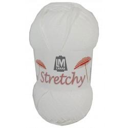 STRETCHY 01BLANCO