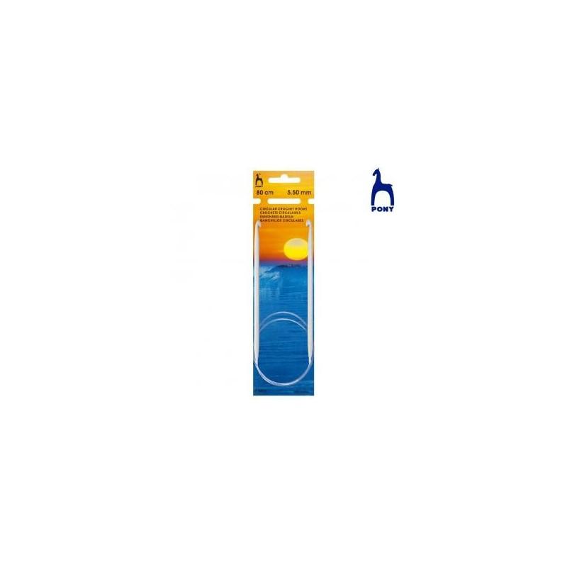 TUNISIEN CIRCULAIRES 80cm.RF46905- 3MM