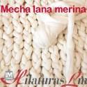 MECHA MERINO LM MARRÓN
